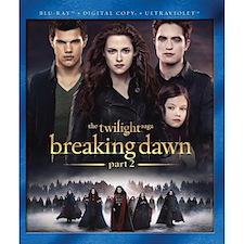 The Twilight Saga: Breaking Dawn - Part 2 [Blu-ray