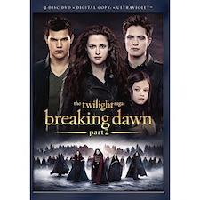 Breaking Dawn Part 2 [DVD + Digital Copy + UltraVi