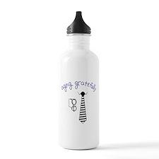 Aging Gratefully Water Bottle