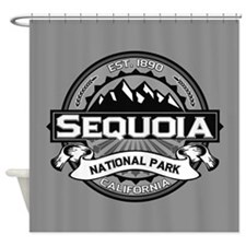 Sequoia Ansel Adams Shower Curtain