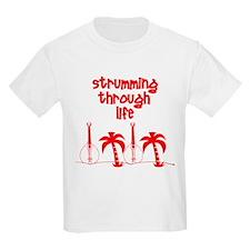 Strumming through life T-Shirt