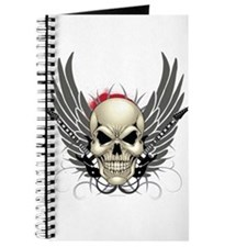 Skull, guitars, and wings Journal