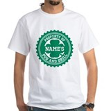 Personalized Pub & Grill T-Shirt