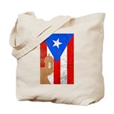 Puerto rico el moro Tote Bag