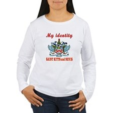 My Identity Saint Kitts and Nevis T-Shirt