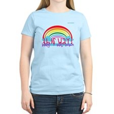 born this way rainbow T-Shirt