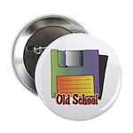 Old School Floppy Disk 2.25