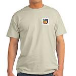 Old School Floppy Disk Ash Grey T-Shirt