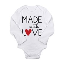 Made With Love Body Suit