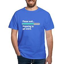 Get Weird T-Shirt