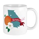 Georgia Girl Mug