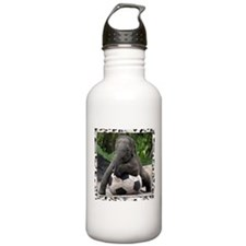 Elephant Soccer Water Bottle
