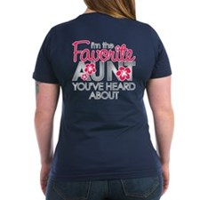 Favorite Aunt Shirt