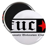 Famously Unknown Clothing Magnet