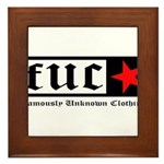 Famously Unknown Clothing Framed Tile