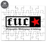 Famously Unknown Clothing Puzzle