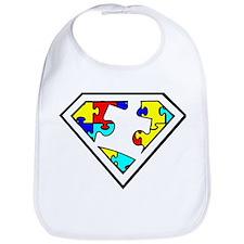 Autism is a Super Power Bib