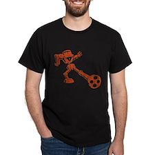 Old School Robot T-Shirt