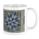 Texas Star Quilt Coffee Mug