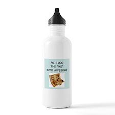 BACK Water Bottle