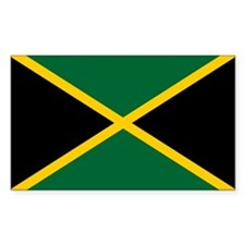 Jamaican Flag (Rectangular)