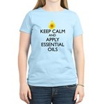 Keep Calm and Apply Essentia Women's Light T-Shirt