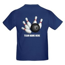 Personalized Team Bowling T