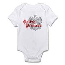 Polish Princess Infant Bodysuit