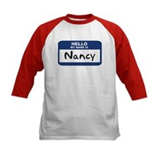 Hello: Nancy Tee