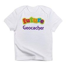 Future Geocacher Infant T-Shirt