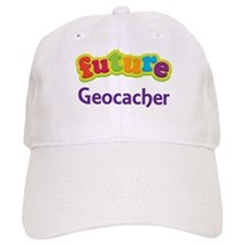 Future Geocacher Baseball Cap