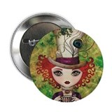 "Cute Teacup 2.25"" Button"