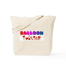 Balloon Twister Tote Bag