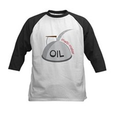 Motor Oil Can Baseball Jersey