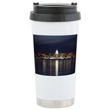At Night - Ceramic Travel Mug