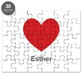 Esther Big Heart Puzzle