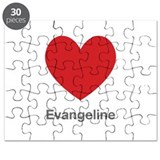 Evangeline Big Heart Puzzle
