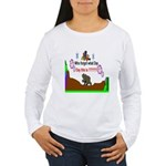 Who Forgot Women's Long Sleeve T-Shirt