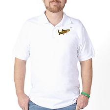 Vintage trout fishing illustration T-Shirt