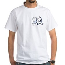 Pocket Westie Duo Shirt