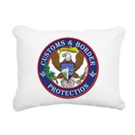 CBP Freemason Rectangular Canvas Pillow
