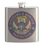 CBP Freemason Flask