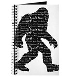 Bigfoot Sasquatch Yowie Yeti Yaren Skunk Ape Journ