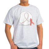 Baseball for Breast Cancer T-Shirt