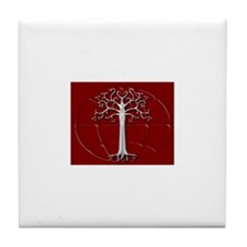 Unique Tree life Tile Coaster