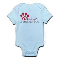 Adopt a Shelter Dog Body Suit
