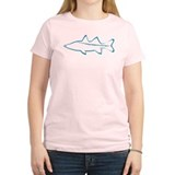 Women's Last Cast Snook T-Shirt