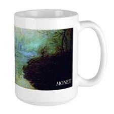 Monet Sunrise Wraparound Mug