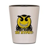 DONTWORRY2.jpg Shot Glass
