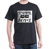 ANIMAL BEAST Ash Grey T-Shirt